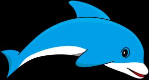 Dolphin Clip Art 1