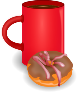 donuts and cocoa